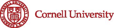 Cornell logo red